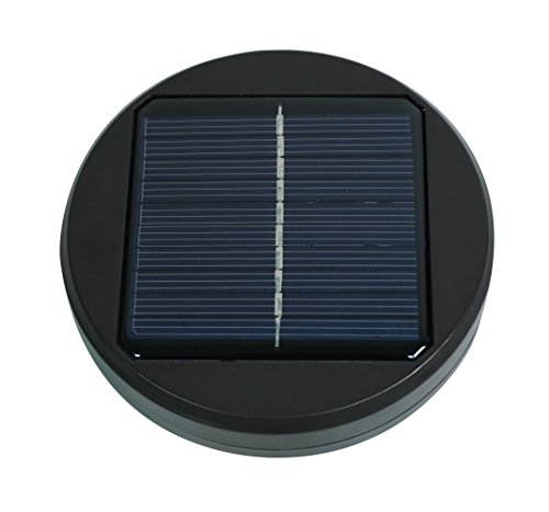 - Sun-Ray 4 Prong Replacement Solar Panel - Bronze - for Wal Mart & Others
