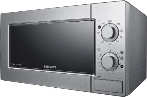 Samsung GE71M-X/XEG - Horno microondas, 750 W, 20 L, color gris