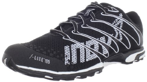Inov-8 Mens F-lite 195 Cross-training Schoen Zwart / Wit