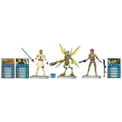 Star Wars The Clone Wars Battle Packs - Assault On Geonosis Set