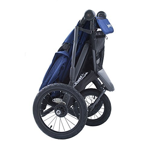 Joovy Zoom 360 Ultralight Jogging Stroller, Black by Joovy (Image #2)