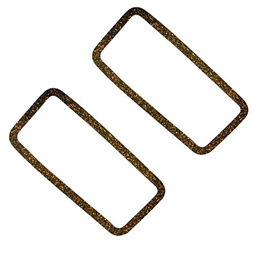 - 7HA6521 (2) Engine Valve Side Cover Gaskets for Ford Tractor 2N 8N 9N
