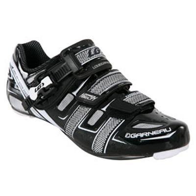 Garneau Carbon Hrs Zapatos Hombre Negro / Blanco