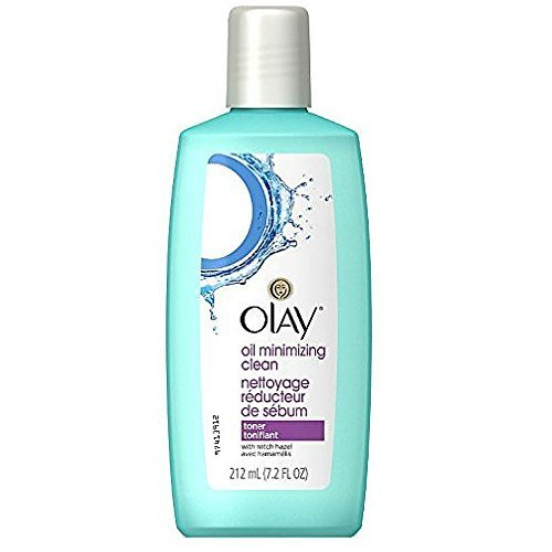 Olay Oil Minimizing Toner, 7.2 Ounce (Pack of 3)
