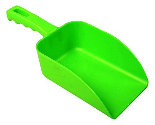 Fbk 15106 –  5 cazzuola, 135 x 185 x 310 mm, 750 g, verde 135x 185x 310mm 750g 15106-5