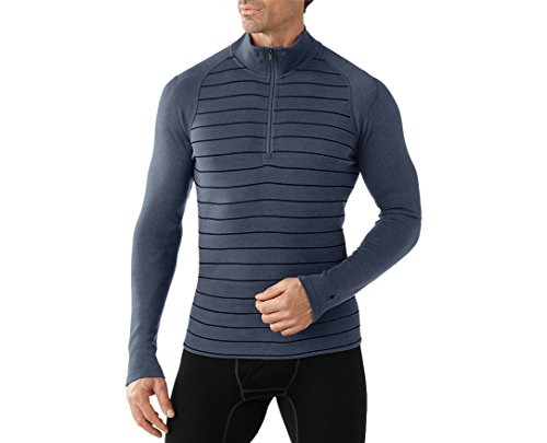 Top 10 Best Men Merino Wool Base Layers for Skiing 2017-2018 cover image