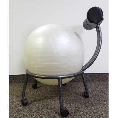 Chair with White Ball and Pump