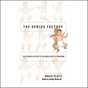 The Genius Factory Hörbuch