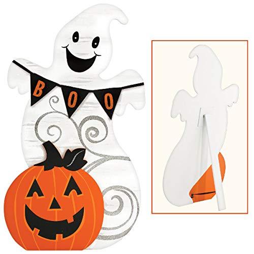 Ghost Sign & Easel Back -