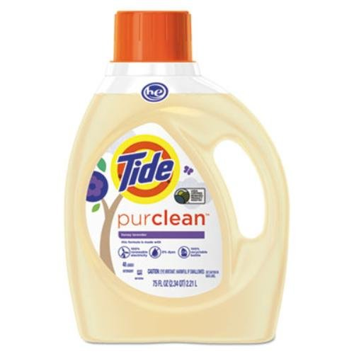 Tide Purclean and trade; Honey Lavender Liquid Laundry