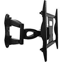 Strong Full Motion TV Wall Mount - Corner or Standard Mount Compatible