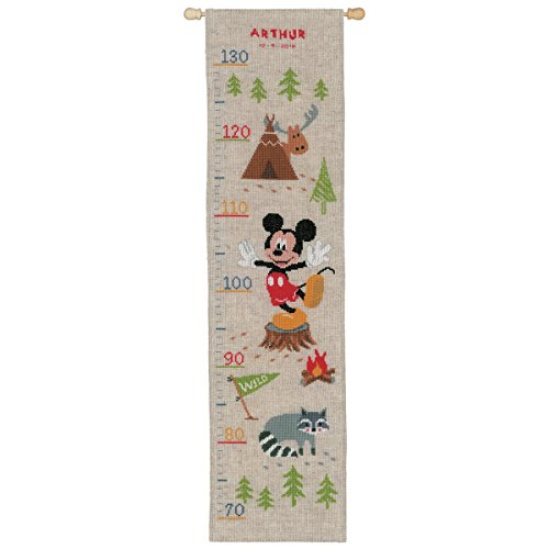Disney Mickey Mouse 'A Woodsy Adventure' Height Chart Counte