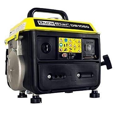 DuroStar DS1050 1050-Watt 2-Hp Air Cooled Gas Powered Portable Generator