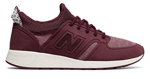 (ニューバランス) New Balance 靴?シューズ レディースライフスタイル 420 Slip-On Burgundy バーガンディ US 10.5 (27.5cm)
