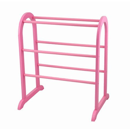 Home Craft Quilt Rack, Multiple Colors Pink by Homecraft
