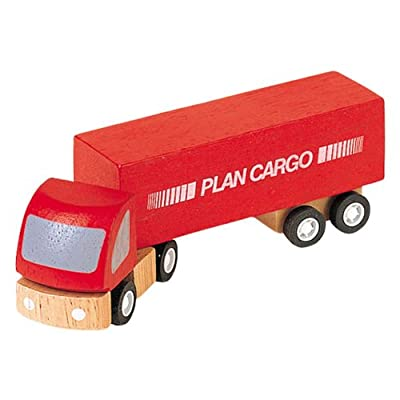 Plan Toys City Series Cargo Truck from Plan Toys