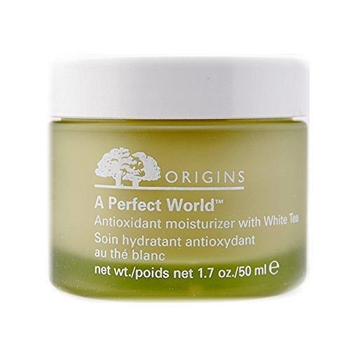 Antioxidant Best Moisturizer - Origins A Perfect World Antioxidant Moisturizer with White Tea, 1.7 Ounce