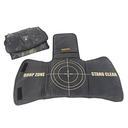 - Tactical Baby Gear Changing Mat/Pad (Black Camo)