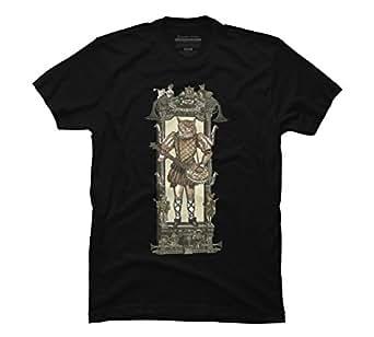 Steampunk Banjo Cat Men 39 S Graphic T Shirt