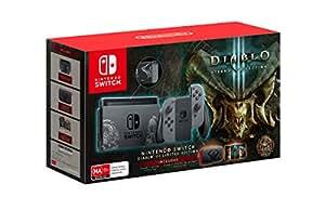 Nintendo Switch Console Diablo 3 Limited Edition