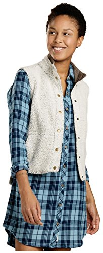 Toad&Co Sheridan Sherpa Vest - Women's Natural X-Large