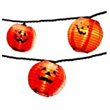 NOMA/INLITEN-IMPORT V35112 10-Light Pumpkin Light Set