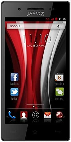 Primux Tech Kappa - Smartphone libre Android (pantalla 4.5 ...