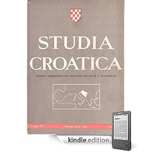 Studia Croatica - números 20-21 - 1966 (Spanish Edition)