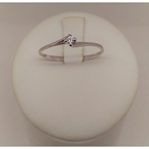 Bague Giorgio Visconti Femme ab15547 or blanc diamant