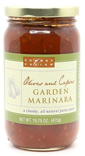 Cowboy Caviar Pasta Sauce Olives