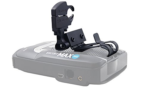 BlendMount, BMX-3030, Custom Radar Detector Mount for Your ESCORT MAX, MAX2 Radar Detector – Precision Machined Aircraft Grade Aluminum – Designed and Manufactured in USA Review