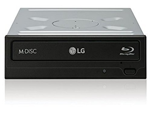 LG Electronics Blu-ray DVD Writer (UH12NS40) (Certified Refurbished)