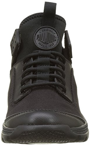 Palladium Desvilles Mens Toile Casual Robe Lace Up Chaussures Oxfords