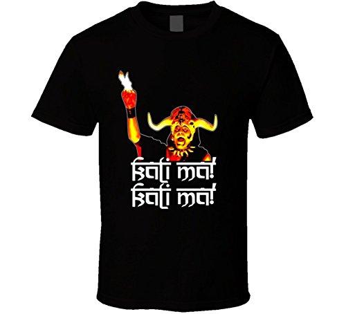 Indiana Jones Temple of Doom T Shirt M Black