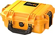 Storm Case with Foam, (Yellow)