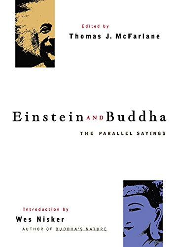 Einstein and Buddha