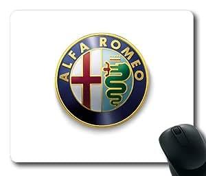 Alfa Romeo Logo 003 Rectangle Mouse Pad by eeMuse