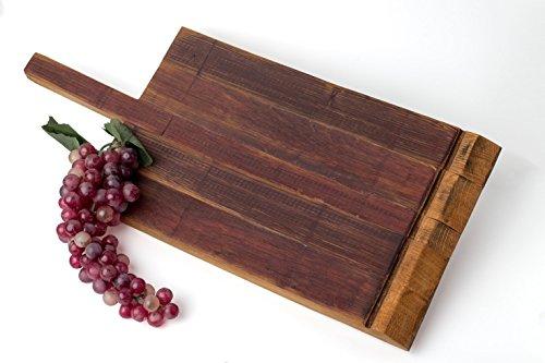 Wine Barrel Stave Serving (Barrel Serving Dishes)