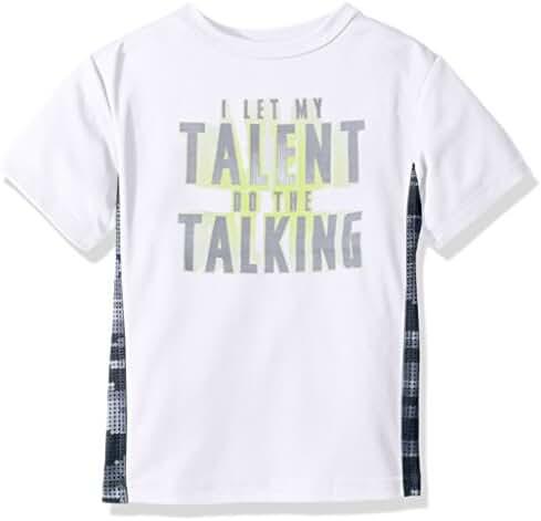 The Children's Place Boys' Mesh Pieced T-Shirt