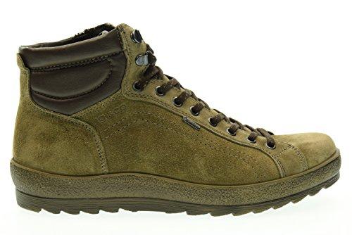 IGI & CO hombre zapatillas de deporte 66782/00 Fango