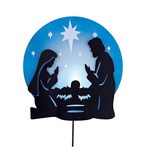 Christmas Nativity Lights Outdoor in US - 7
