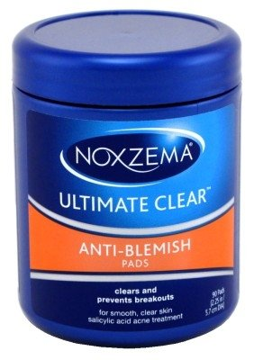Noxzema Anti-Blemish Pads, 2 Count by Noxzema