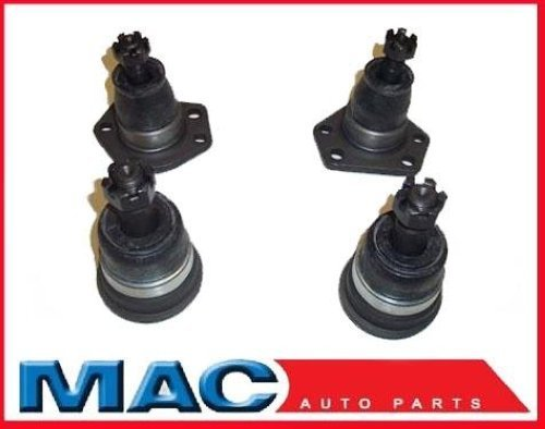 Fits For 85-04 Rear Wheel Drive Chevrolet Astro Van Upper & Lower Ball Joints 4pc Kit