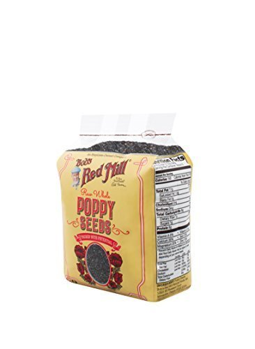 (Bob's Red Mill Seeds, Poppy, 8-Ounce (Pack of 4))