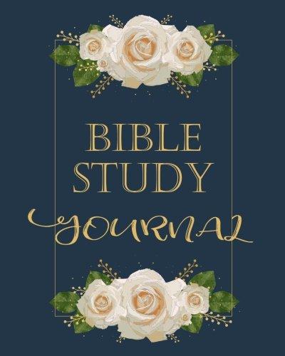 Bible Study Journal: Scripture Christian Personal Journaling Notebook (Christian Journaling Daily) (Volume 1)
