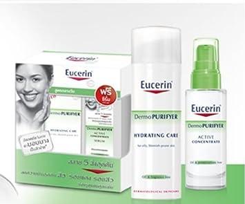 eucerin dermopurifyer hydrating care