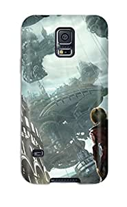 High Impact Dirt/shock Proof Case Cover For Galaxy S5 (resonance Of Fate)