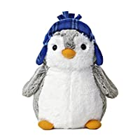 "Aurora Pompom 9"" Penguin Plush from World"