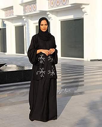 Nukhbaa Casual Abaya For Women