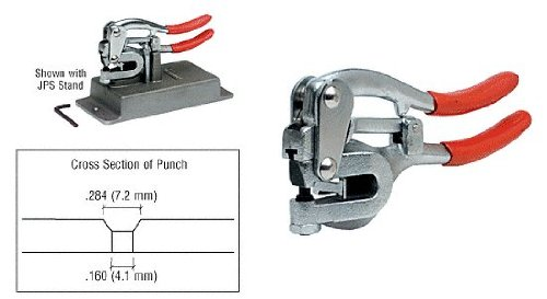 CRL ''J'' Channel Punch and Countersink Tool by CRL
